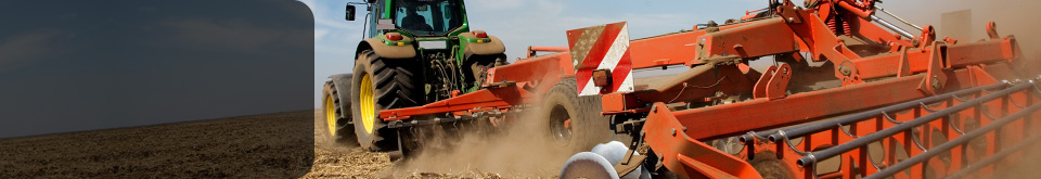 Coatings for agricultural industry