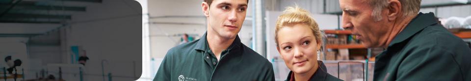 Surface Coating Plant Operational Management