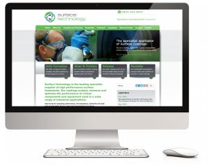 Surface Technology website